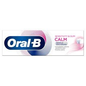 Oral-B Gum & Calm Whitening Toothpaste