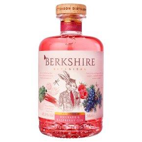 Berkshire Botanical Rhubarb and Raspberry Gin
