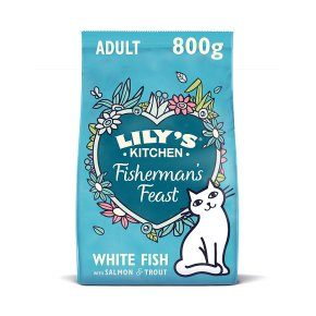 Lily's Kitchen Cat Fisherman's Feast Dry Food