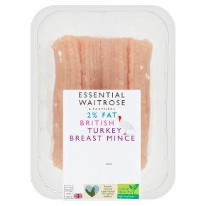 Essential British Turkey Breast Mince