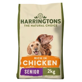 Harringtons Chicken & Rice Senior