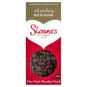 Sloane's of London Rich Dark Hot Chocolate
