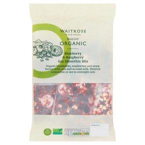 Duchy Organic Blueberry &Raspberry Oat Smoothie Mix
