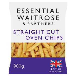Essential Straight Cut Oven Chips
