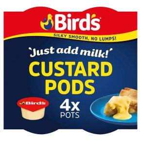 Bird's Custard Pods