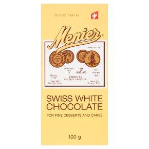 Menier Swiss White Chocolate