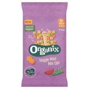 Organix Veggie Min Mix i Up Packs
