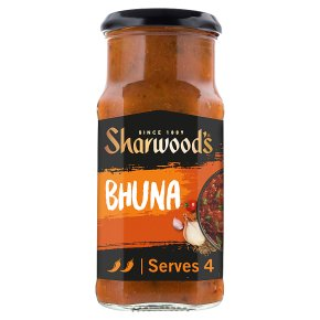 Sharwood's Bhuna Cooking Sauce