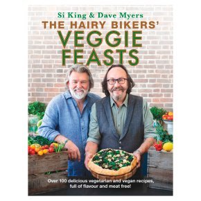 The Hairy Bikers Veggie Feasts Si King & Dave Myers