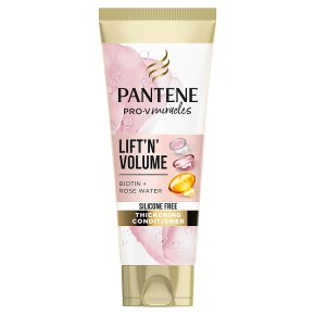 Pantene Liftn' Volume Rose Water
