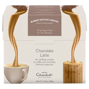 HotelC Chocolate Latte