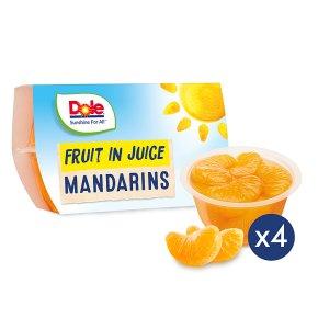 Dole Mandarins in Fruit Juice