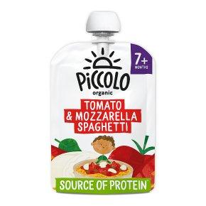 Piccolo Tomato & Mozzarella Spaghetti