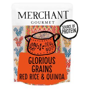 Merchant Gourmet Glorious Grains with Red Rice & Quinoa