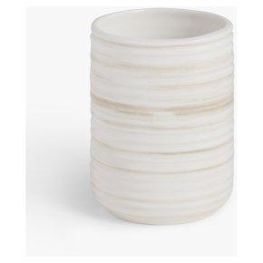John Lewis Ceramic Glaze Tumbler