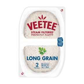 VeeTee Steam Filtered Long Grain