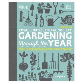 Gardening Through The Year - Ian Sp