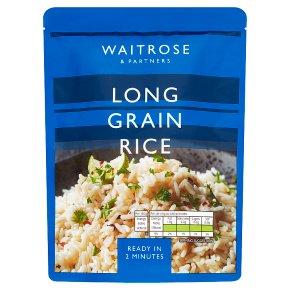 Waitrose Long Grain Rice