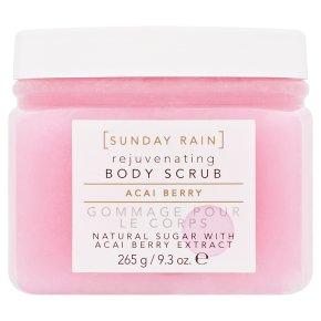 Sunday Rain Acai Berry Body Scrub