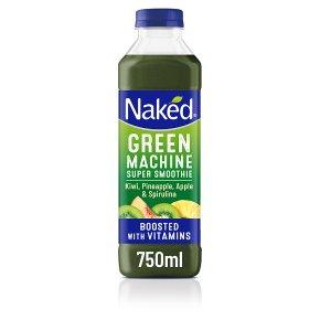 Naked Green Machine Smoothie