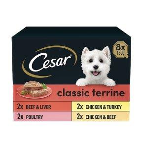 Cesar Classic Terrine Selection