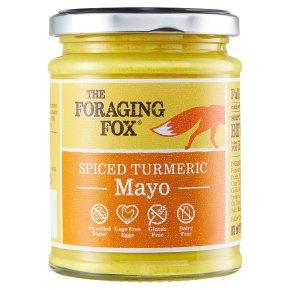 The Foraging Fox Spiced Turmeric Mayo