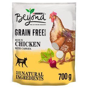 Beyond Grain Free Cat Food Chicken with Cassava