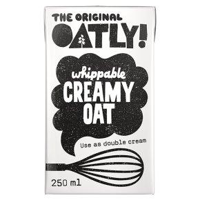 Oatly! Whippable Creamy Oat