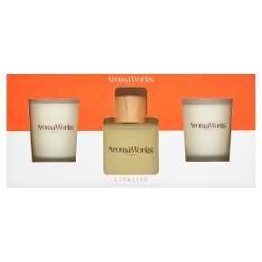 Aromaworks Vitality Lemongrass Gift