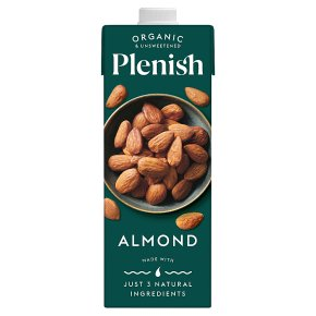 Plenish Almond Unsweetened