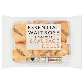 Essential 6 Sausage Rolls