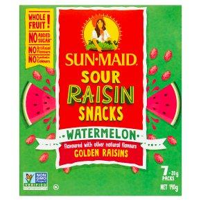 Sun Maid Sour Raisins Watermelon