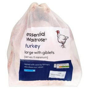 Essential Turkey Large with Giblets