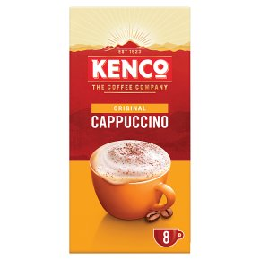 Kenco Cappuccino Barista Edition 8s