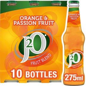 J2O Party Pack Orange & Passion Fruit