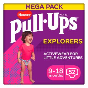 Huggies Pull-Ups Explorers Girl
