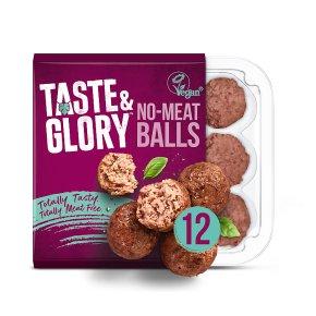 Taste & Glory 12 No Meat Balls