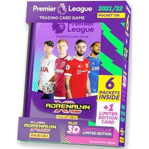 Premier League Adrenalyn 21/22 Pocket Tin