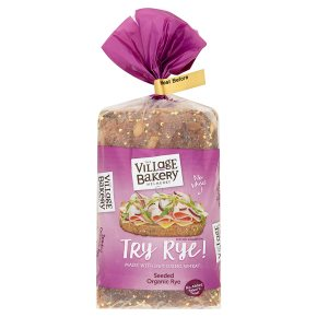 The Village Bakery seeded rossisky rye with seeds