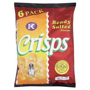 Kolak Ready Salted Crisps