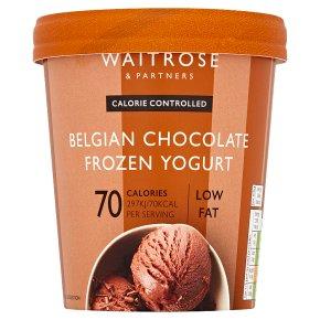 LoveLife Belgian Chocolate Frozen Yogurt