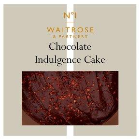 No.1 Chocolate Indulgent Cake