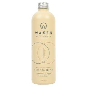 Waken Mouthwash Lemon & Mint