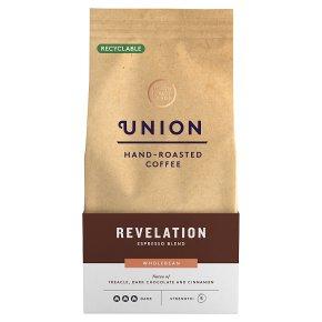 Union Coffee Revelation Espresso Wholebean