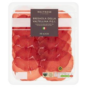 Waitrose Bresaola della Valtellini P.G.I