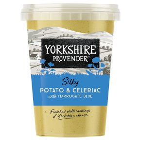 Yorkshire Provender Potato & Celeriac Soup