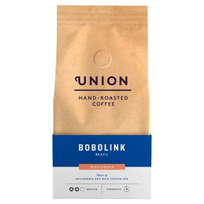 Union Coffee Bobolink Brazil Wholebean