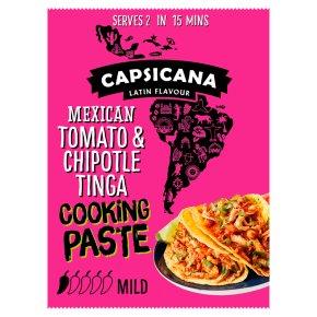 Capsicana Tomato & Chipotle Tinga Paste
