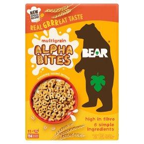 BEAR Alphabites Multigrain Cereal