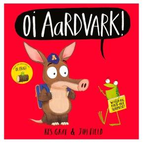 Oi Aardvark Kes Gray
